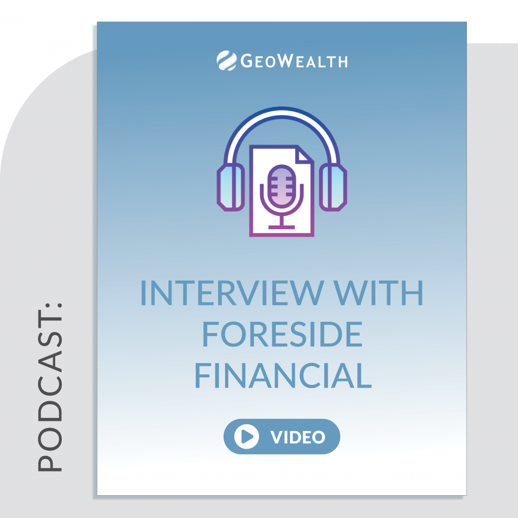 GeoWealth Podcast Foreside