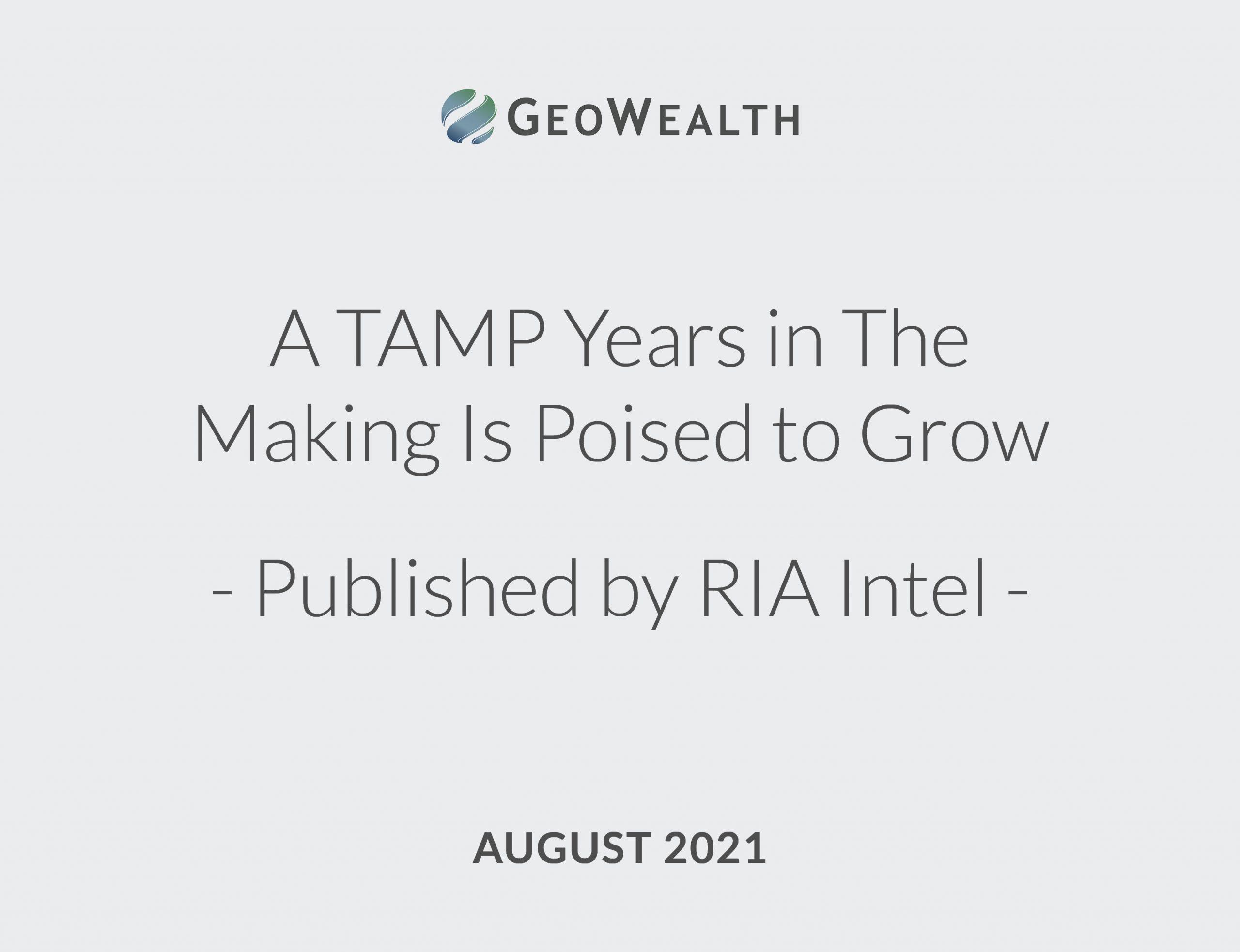 GeoWealth RIA Intel